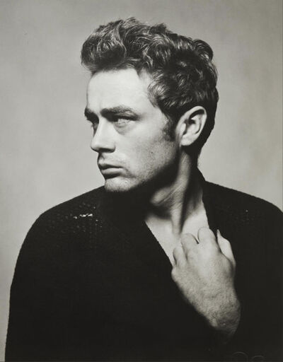 Roy Schatt, 'James Dean (Torn Sweater Series)', 1954-Printed 1992