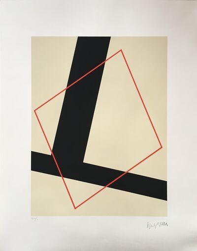Friedrich Vordemberge-Gildewart, 'Abstract Composition', 1935-1973