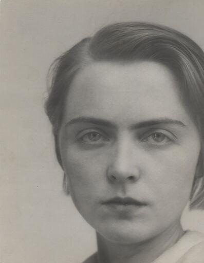 Elisabeth Hase, 'Selbstbildnis (self-portrait)', 1927