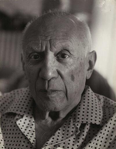 Brassaï, 'Portrait of Picasso', 1966/1966