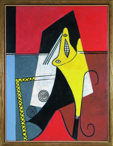 Pablo Picasso, 'Femme dans un fauteuil (Woman in an Armchair)', 1927