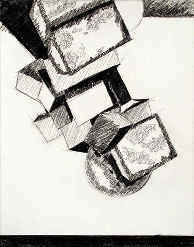 Jose M. Ciria, 'London Boxes Drawings', 2014