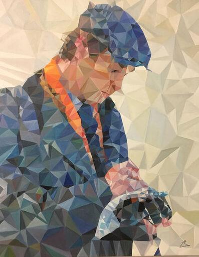 Jamie Martinez, 'Portrait Alessandro Berni', 2017