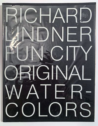 Richard Lindner, 'Richard Lindner Fun City Original Water-Colors', 1971