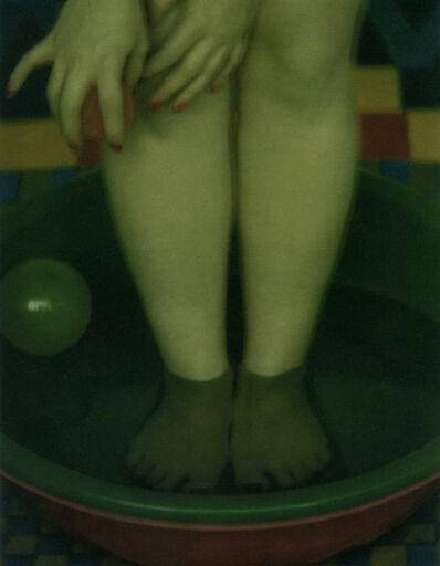 Sarah Moon, 'Le bain de pied', 1998