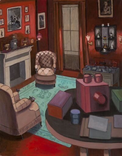 Hannah Barrett, 'The Red Study', 2011