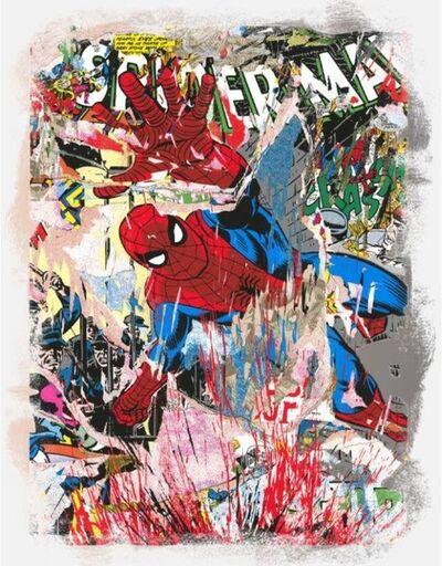 Mr. Brainwash, 'Spider-Man', 2019