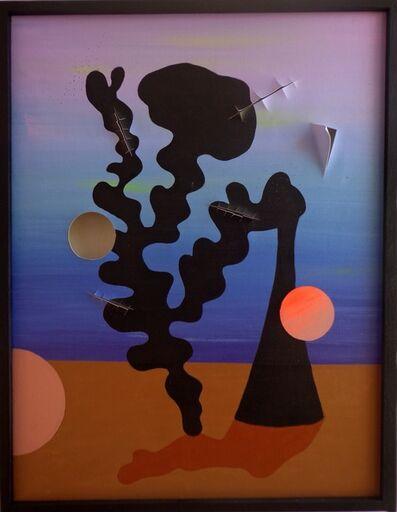 Fernanda Laguna, 'Destrucción y apariciónen una playa seca', 2013