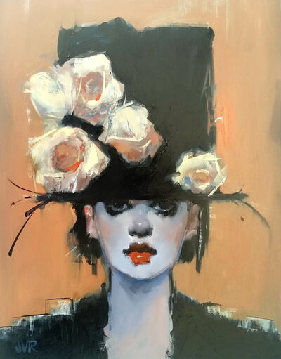 June Valentine Ruppe, 'Another Hat', 2018