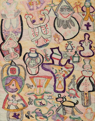 Madhvi Parekh, 'Untitled', 1968