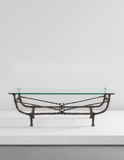 Diego Giacometti, 'Table berceau, première version', designed ca. 1963