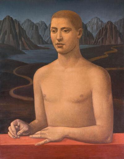 Alberto Gálvez, 'Despues de Clouet ll ', ca. 2015