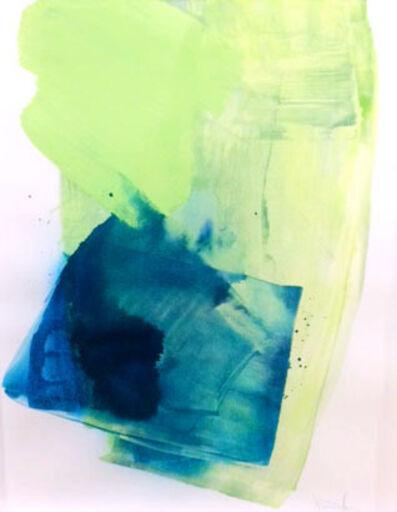 Melissa Herrington, 'Celestial Oceans of Aqua I', 2016