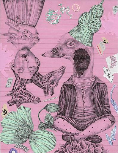 Lori Field, 'Duck, Duck, Giraffe', 2019