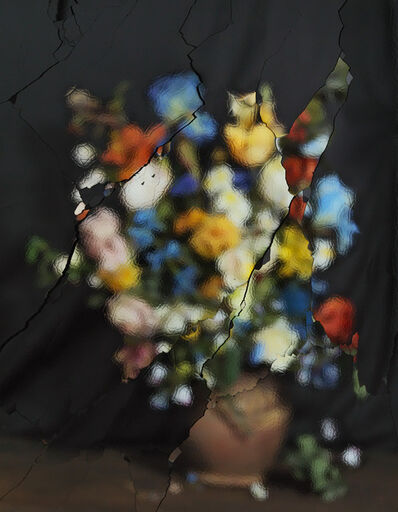 Ori Gersht, 'On Reflection, Material B01', 2014