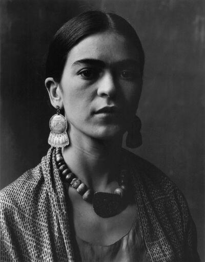 Imogen Cunningham, 'Frida Kahlo'