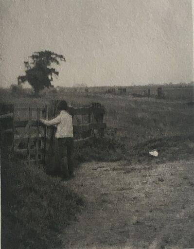 P. H. Emerson, 'The Last Gate', 1895
