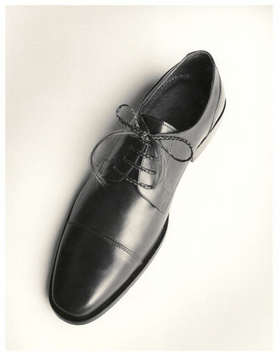 Chema Madoz, 'S/T, (shoe/hair)', 2005