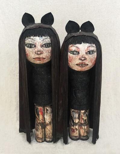 Mariana Monteagudo, 'Twin 1 & Twin 2', 2019