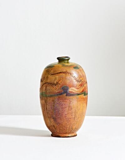 Galileo Chini, 'Salamander Vase', 1898-1900