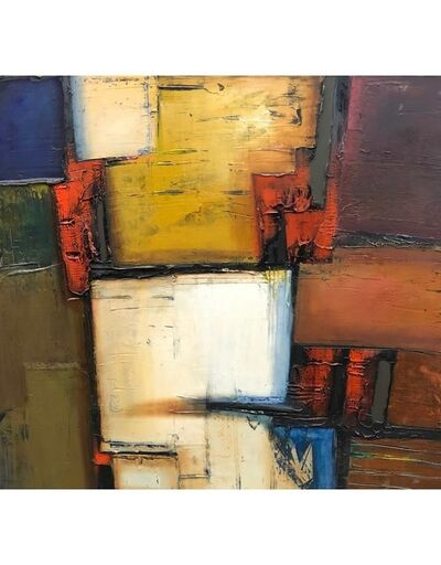 Pietro Adamo, 'Acrylic on canvas', unknown