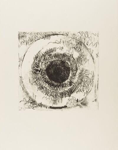 Jasper Johns, 'Target', 1975