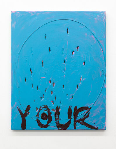 Sue Tompkins, 'your', 2014