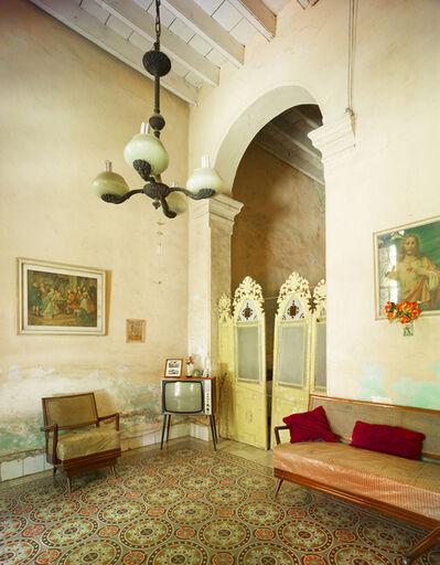 David Burdeny, 'Living Room, Havana, Cuba', 2014