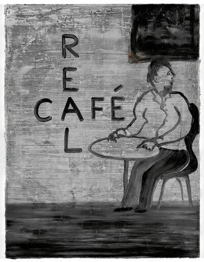 Norbert Schwontkowski, 'Café Real', 2009