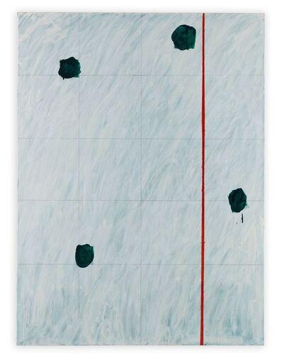 Mary Heilmann, 'Green Kiss', 1990