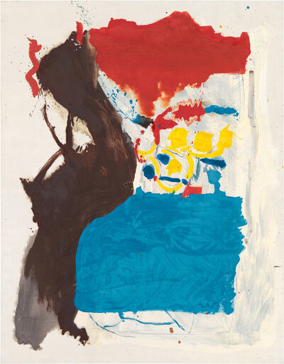 Helen Frankenthaler, 'Untitled', 1959-1960