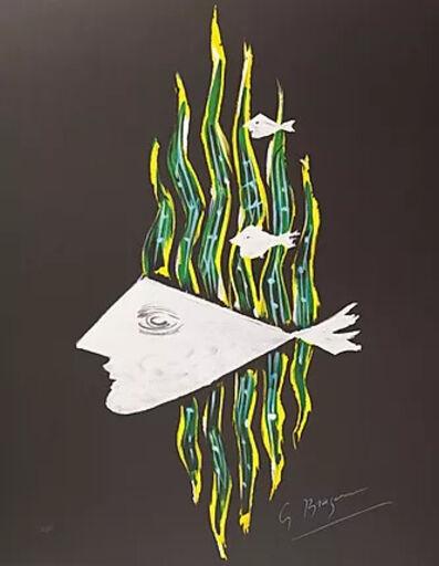 Georges Braque, 'Hébé', 1988