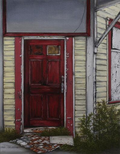 Shirley Rabe' Masinter, 'Red Door', 2019