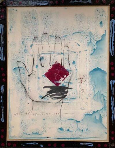 Huck Snyder, 'Hand 8.25.1987', 1987