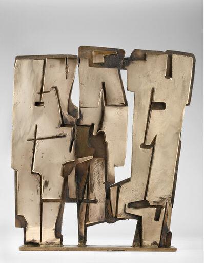 Pietro Consagra, 'Colloquio maggiore', 1957