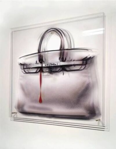 Yves Hayat, 'Bloody Bag', 2014