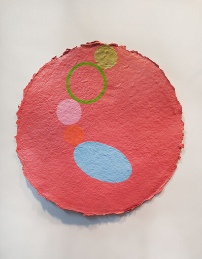 Kevin Finklea, 'In Circles D9', 2016