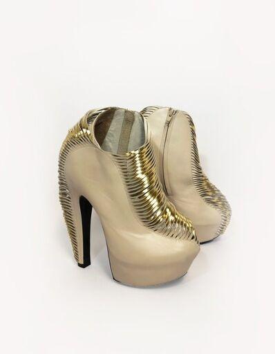 Iris van Herpen, 'Synesthesia Shoes', 2013