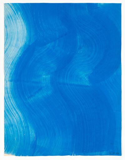 Heidi Bucher, 'Untitled (Wasserzeichnung / Water drawing)', 1985