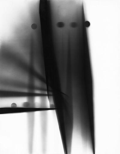 William Klein, 'Black knives, Paris', 1952