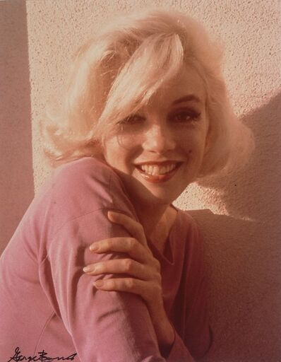 George Barris, 'Marilyn Monroe from The Last Shot', 1962