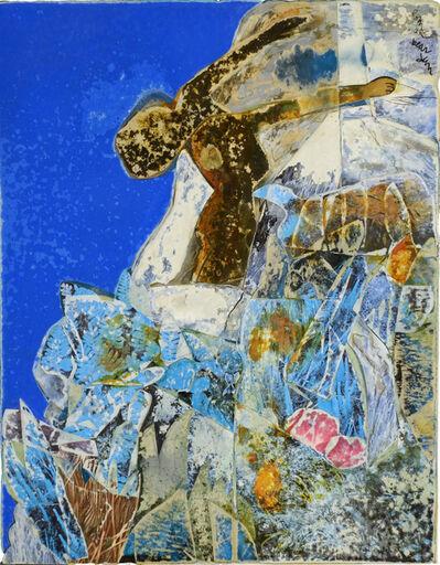 Romare Bearden, 'Under the Waterfall', ca. 1970