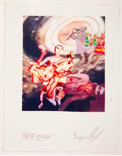 Genesis BREYER P-ORRIDGE, 'Sketch', 2010