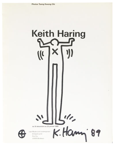 Keith Haring, 'Untitled', 1989