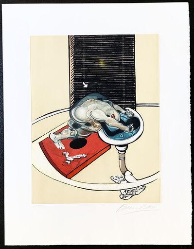 Francis Bacon, 'L'Homme au Lavabo', 1978