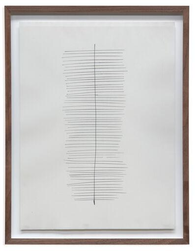 Jan Schoonhoven, 'T 62-111', 1962
