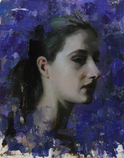Mia Bergeron, 'Serene', 2015-2016