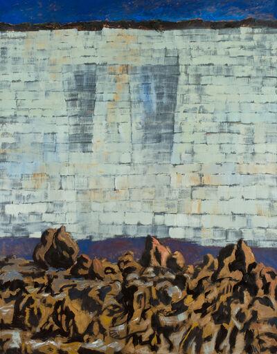 Guy de Malherbe, 'Le pied de la falaise', 2013