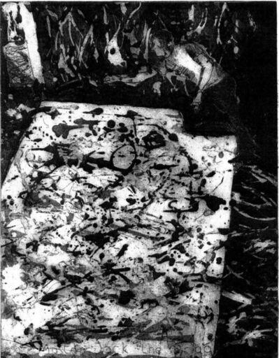 Colin Wiggins, 'Master Jack the Dripper', 1990