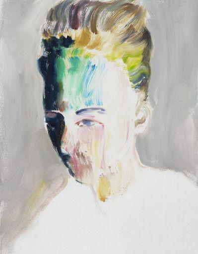Lindsey Bull, 'Rainbow Face', 2016